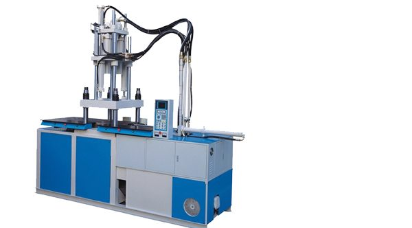 Vertical Double Slide Injection Molding Machine