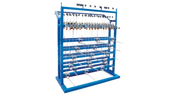 Pay Off Stand For Bunching Machine