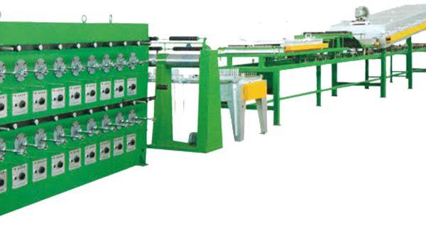 Annealing & Tinning Machine