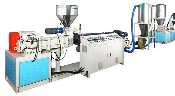 PVC Granules Extrusion Line