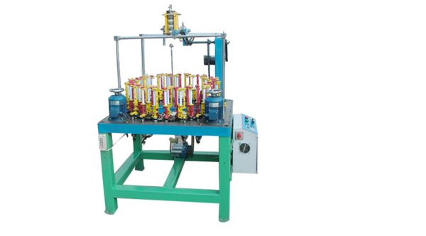 High Speed Cotton-Nylon Braiding Machine Single Head