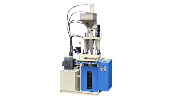 Vertical Injection Molding Machine 2