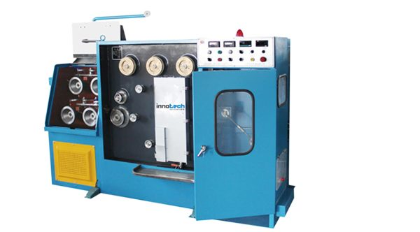 High Speed Wire Drawing Machine with Annealer IT WDMT 24F