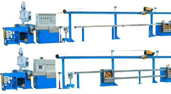 Electronic and Automotive Cable Extrusion Line