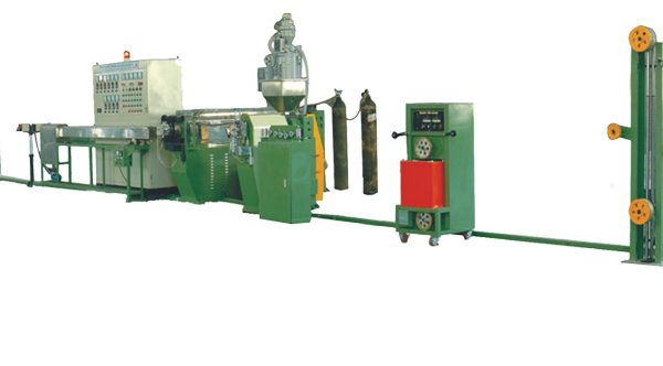Physical Foaming Coaxial Cable Extrusion Line
