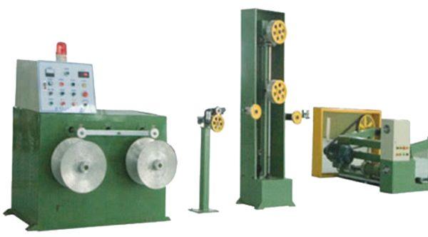Semi Automatic Coiling Machine & Accumulator